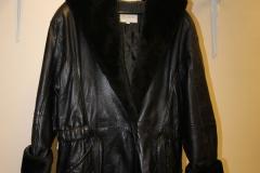 Leather Coat - specialist adjustments
