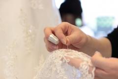 Wedding Dress adjustments