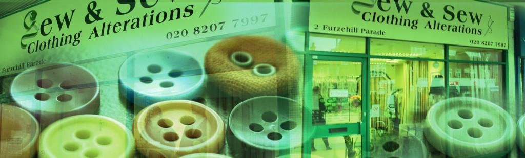 Sew & Sew Store in Borehamwood, Hertfordshire